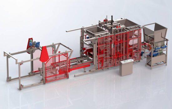 VPS-600 автомат с НШЦ