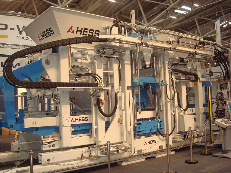 Вибропресс Hess